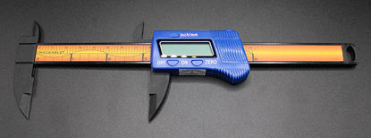 "Picture of EA - CC-418 - Digital Calipers, 6"" (150 mm) x 0.1"" (0.1 mm) (CC418)"