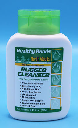 Picture of NW-952 - Healthy Hands Rugged Soap, 250 ml Bottle (NW952)