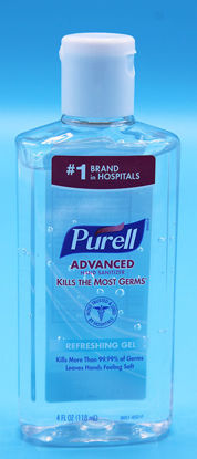 Picture of SH-300 - Purell Hand Sanitizer, 4 oz Flip Top (SH300)