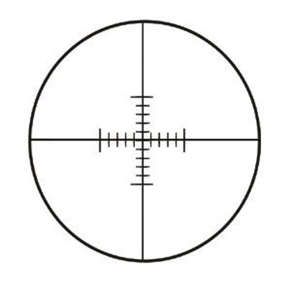 Picture of EA - MC-373 - Crossline Reticle w/ Micrometer (MC373)