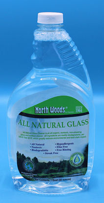 Picture of NW-155 - Glass Cleaner, All-Natural, Liquid (NW155)
