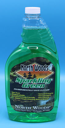 Picture of NW-700 - Multipurpose Cleaner, Sparkling Green Spray (NW700)
