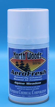 Picture of NW-150 - Aero Fresh Odor Eliminator - Alpine Meadow (NW150)