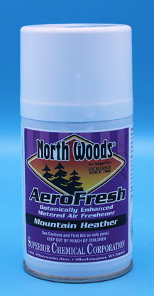 Picture of NW-180 - Aero Fresh Odor Eliminator - Mt. Heather (NW180)