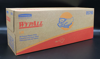 """Picture of KCI-057 - WypAll Plus Heavy-Duty All-Purpose Wipers, 9¾"""" x 16⅜"""" (KCI057)"""
