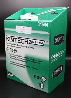 Picture of KK-644 - Disposable Lens Cleaning Station (KK644)
