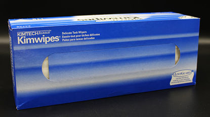 """Picture of KD-705 - Kimwipes Delicate-Task Wipers, 12"""" x 12"""" (KD705)"""