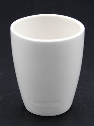 Picture of CC-505 - Coors #60148 Perforated Bottom Porcelain Crucible (CC505)