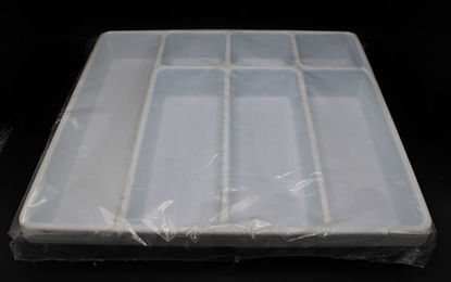 """Picture of EA - LC-058 - Clamp Drawer Organizer, 19"""" x 2.5"""" x 17.5"""" (LC058)"""