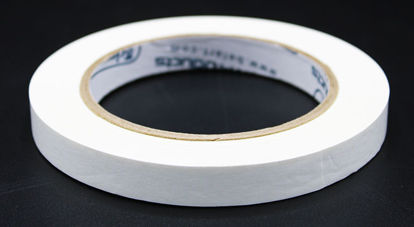 "Picture of LV-102A - ½"" x 40 yd White Autoclave Labeling Tape (LV102A)"