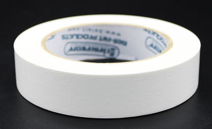 """Picture of LV-104A - 1"""" x 40 yd White Autoclave Labeling Tape (LV104A)"""