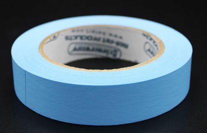 "Picture of LV-104B - 1"" x 40 yd Blue Autoclave Labeling Tape (LV104B)"