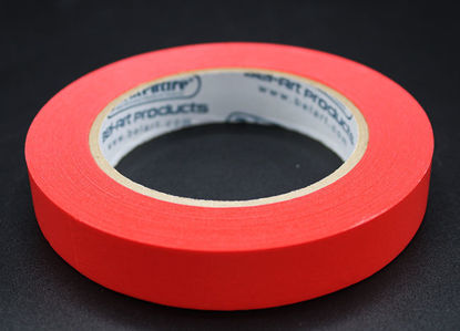 "Picture of LV-103R - ¾"" x 40 yd Red Autoclave Labeling Tape (LV103R)"
