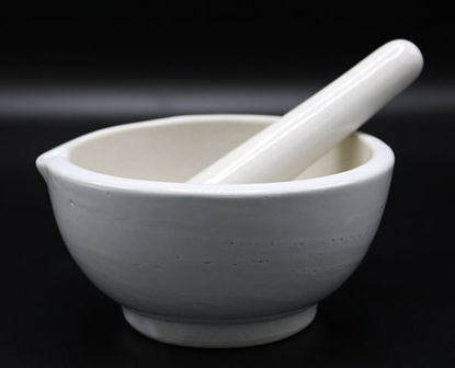 """Picture of SET - MC-105 - 4"""" Mortar and Pestle (MC105)"""
