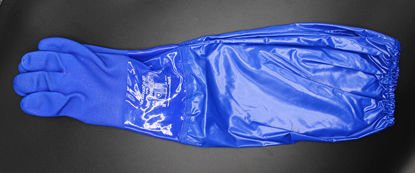 """Picture of PR - G-550 - PVC-Coated Gloves, 18"""" Long (G550)"""