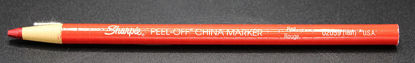 Picture of PN-105 - Red Peel-Off China Markers (PN105)