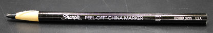 Picture of PN-106 - Black Peel-Off China Markers (PN106)