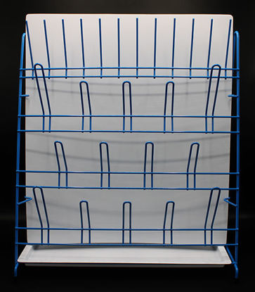 Picture of EA - DB-250 - Poxygrid Labware Drain Stand w/ 26 Supports (DB250)