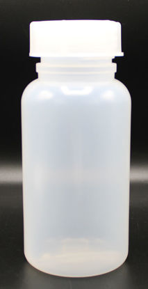 Picture of BB-100 - 1000 ml Plastic Wide-Mouth Bottles w/ Deep Thread (BB100)