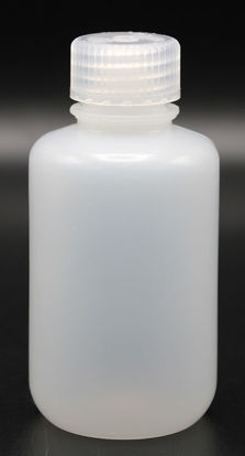 Picture of BN-410 - 125 ml Narrow-Mouth Round HDPE Bottle (BN410)
