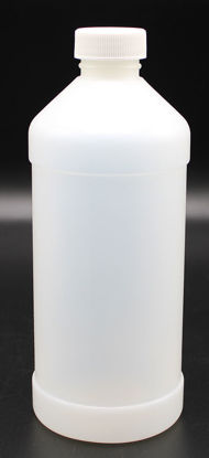 Picture of B-630 - 500 ml Plastic Narrow-Mouth Bottle w/ Screw Cap (B630)
