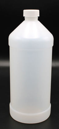 Picture of B-631 - 1000 ml Plastic Narrow-Mouth Bottle w/ Screw Cap (B631)