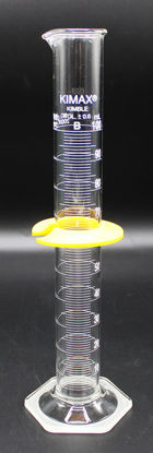 Picture of CK-573 - 100 ml Glass Graduated Cylinder, Kimax (CK573)