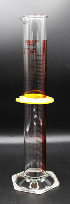 Picture of CK-575R - 500 ml Red-Line Glass Graduated Cylinder, Kimax (CK575R)