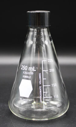 Picture of FK-263 - 250 ml Screw Cap Erlenmeyer Flask (FK263)