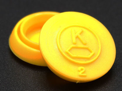 Picture of FK-152 - Snap Cap, Kimax, PE, Size 2 (FK152)