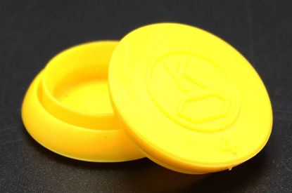 Picture of FK-154 - Snap Cap, Kimax, PE, Size 4 (FK154)