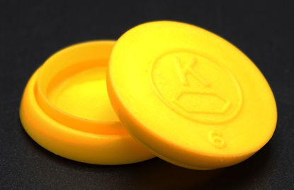 Picture of FK-156 - Snap Cap, Kimax, PE, Size 6 (FK156)