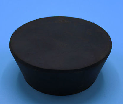 Picture of EA - R-15 - Size 15 No-Holes Rubber Stopper (R15)