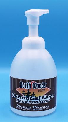 Picture of NW-400 - Derma Gel Clear Hand Sanitizer, 550 ml Pump (NW400)