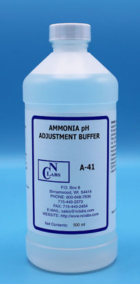Picture of A-41 - Ammonia pH Adjustment Buffer (A41)