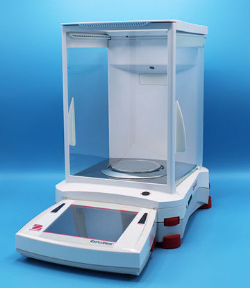 Picture of EA - OE-120C - Ohaus Explorer Analytical Balance, 120 g x 0.1 mg (OE120C)