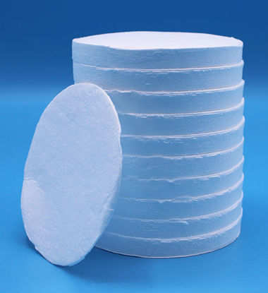 Picture of PK(200/pk) - MB-807 - Glass Fiber Pads for All Ohaus Moisture Analyzers (MB807)