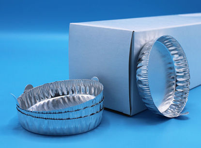 Picture of W-357 - 70 mm Diameter Aluminum Weighing Dish (W357)