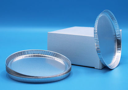 Picture of W-388 - 102 mm Diameter Aluminum Weighing Dish (W388)