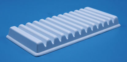 Picture of M-225 - 12-Place Plastic Microscope Slide Holder (M225)