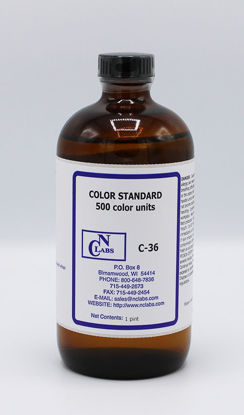Picture of PT - C-36 - Color Standard, 500 Color Units, APHA for Color (C36)