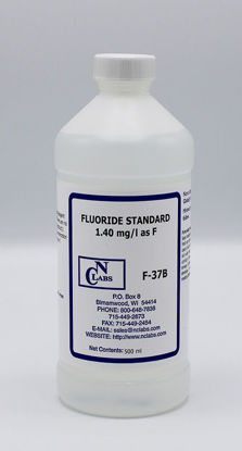 Picture of F-37B - Fluoride Standard, 1.40 mg/l (F37B)