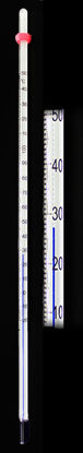 Picture of EA - ES-15C - Ever-Safe Non-Toxic Blue-Liquid Thermometer, -20 to 150°C (ES15C)