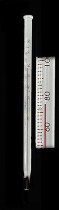Picture of EA - PT-12F - Pocket Thermometer, -30 to 120°F in 2.0° Increments (PT12F)