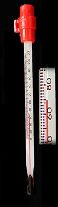 Picture of EA - PT-22F - Pocket Thermometer, 0 to 220°F in 2.0°F Increments (PT22F)