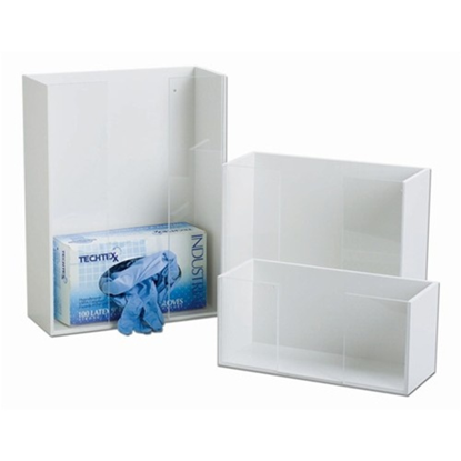 Picture of EA - HG-263 - Acrylic Glove Box Holder, Triple (HG263)