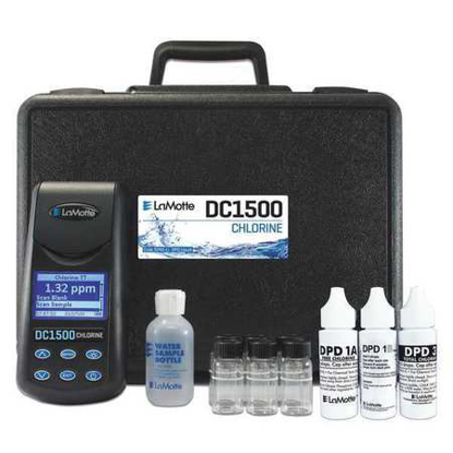 Picture of EA - LAM-3240 - Chlorine Colorimeter Kit (LAM3240)