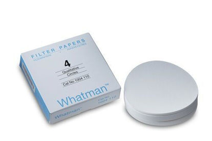 Picture of PK(100/pk) - FW-411 - Cytiva's Whatman #4 Filter Paper, 11.0 cm (FW411)